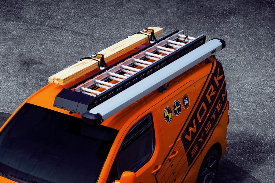 Takplattform til Ford Ranger og pickuper