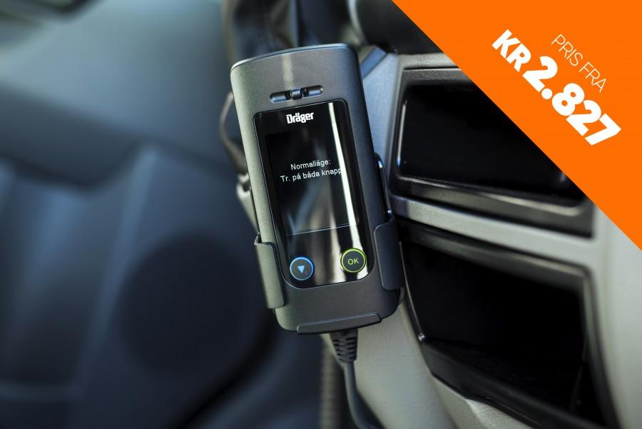 Produkter for førermiljø som gjør bilen din til et komplett mobilt kontor