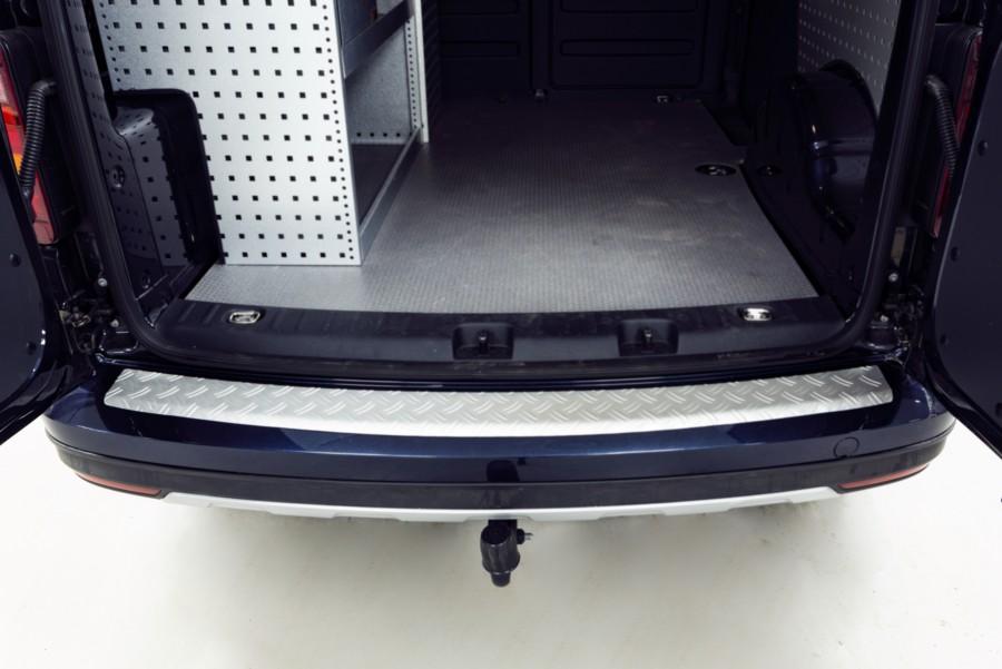 Støtfangerbeskyttelse til varebilen din!