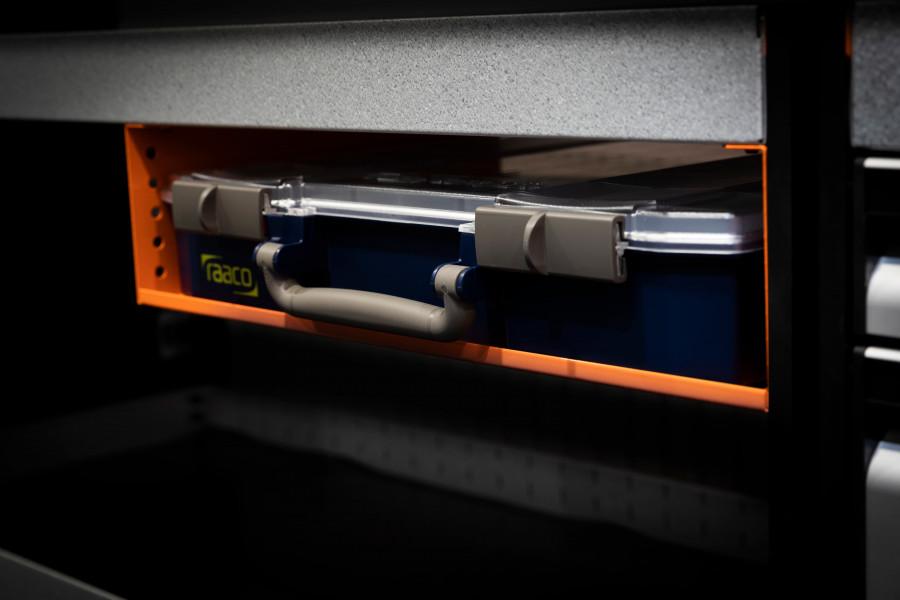 Sortimentvesker og sortimentskuffer til bilutstyret ditt