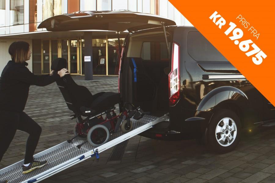 Lasteramper og lifter tilpasset din bil.