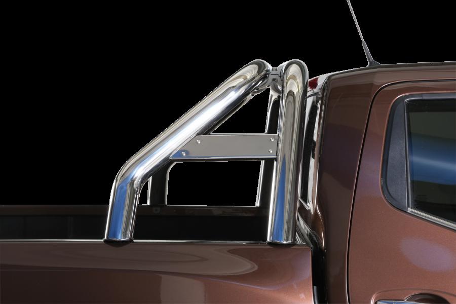 Rustfri veltebøyle Nissan Navara 2016-.