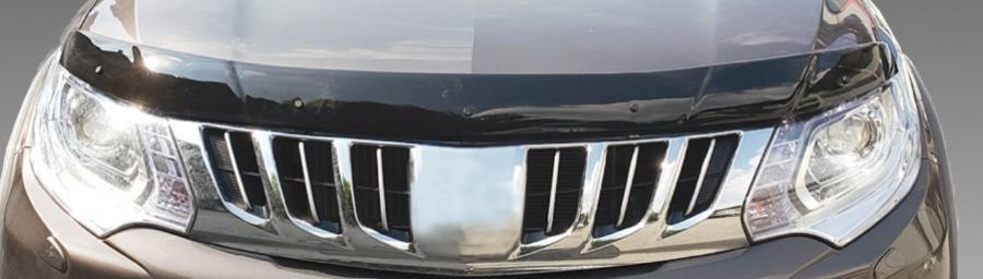 Panser-vindavviser Mitsubishi L200 og Fiat Fullback 2016-